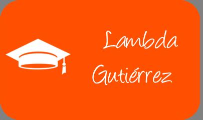 LAMBDA GUTIÉRREZ Image